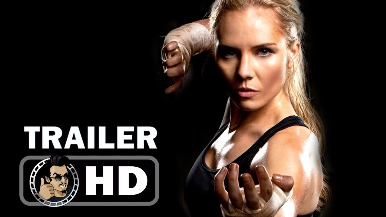 LADY BLOODFIGHT - Official Trailer (2017) Amy Johnston Action Movie HD