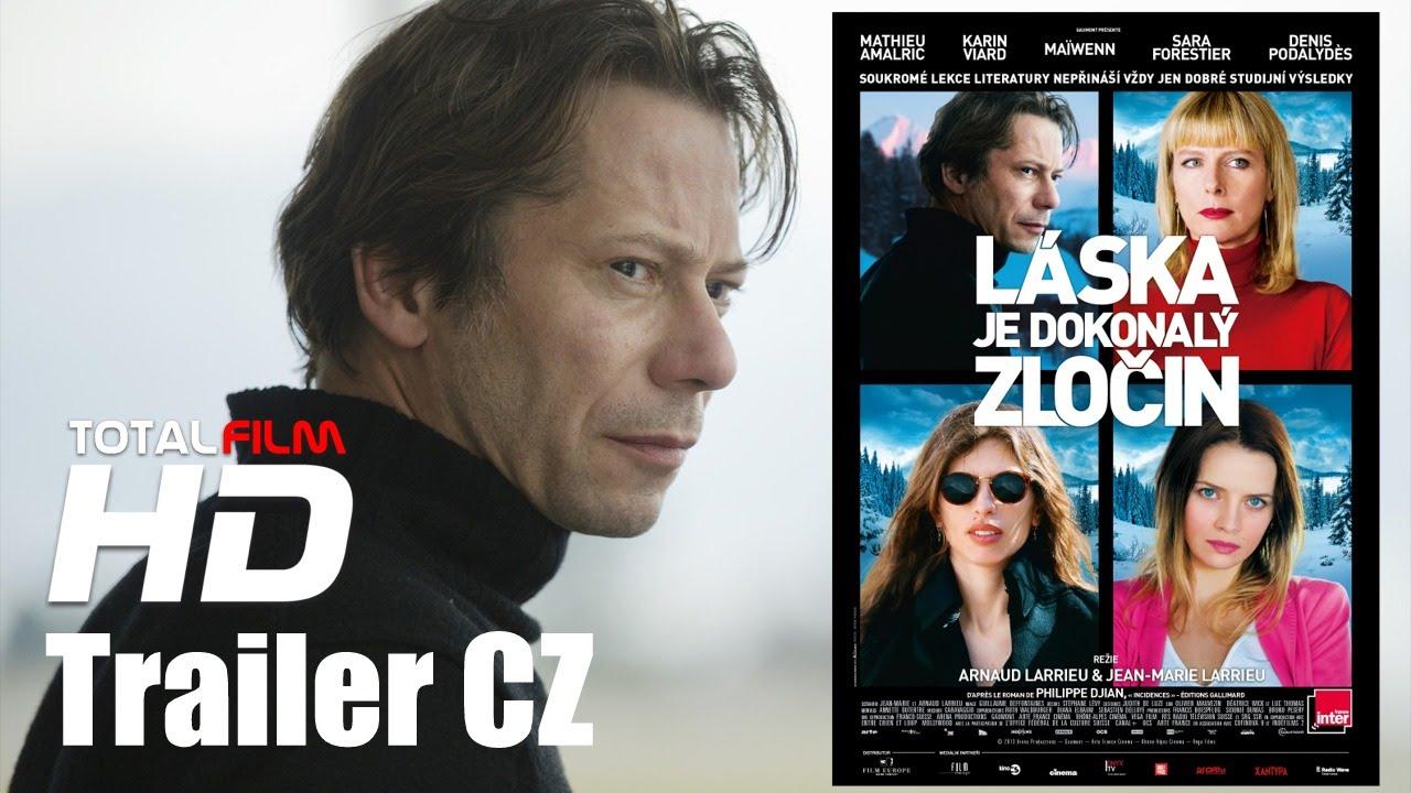 Láska je dokonalý zločin (2013) CZ HD trailer