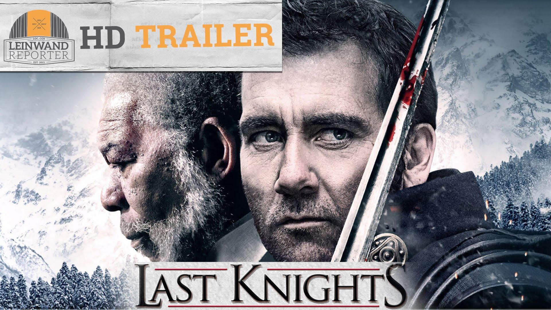 LAST KNIGHTS HD Trailer 1080p german deutsch