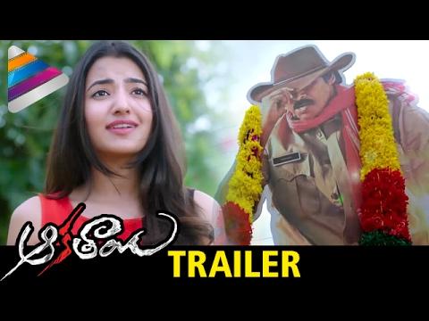 Latest Telugu Movie Trailers 2017 | Aakatayi Movie Theatrical Trailer | Aashish Raj | Rukshar Mir