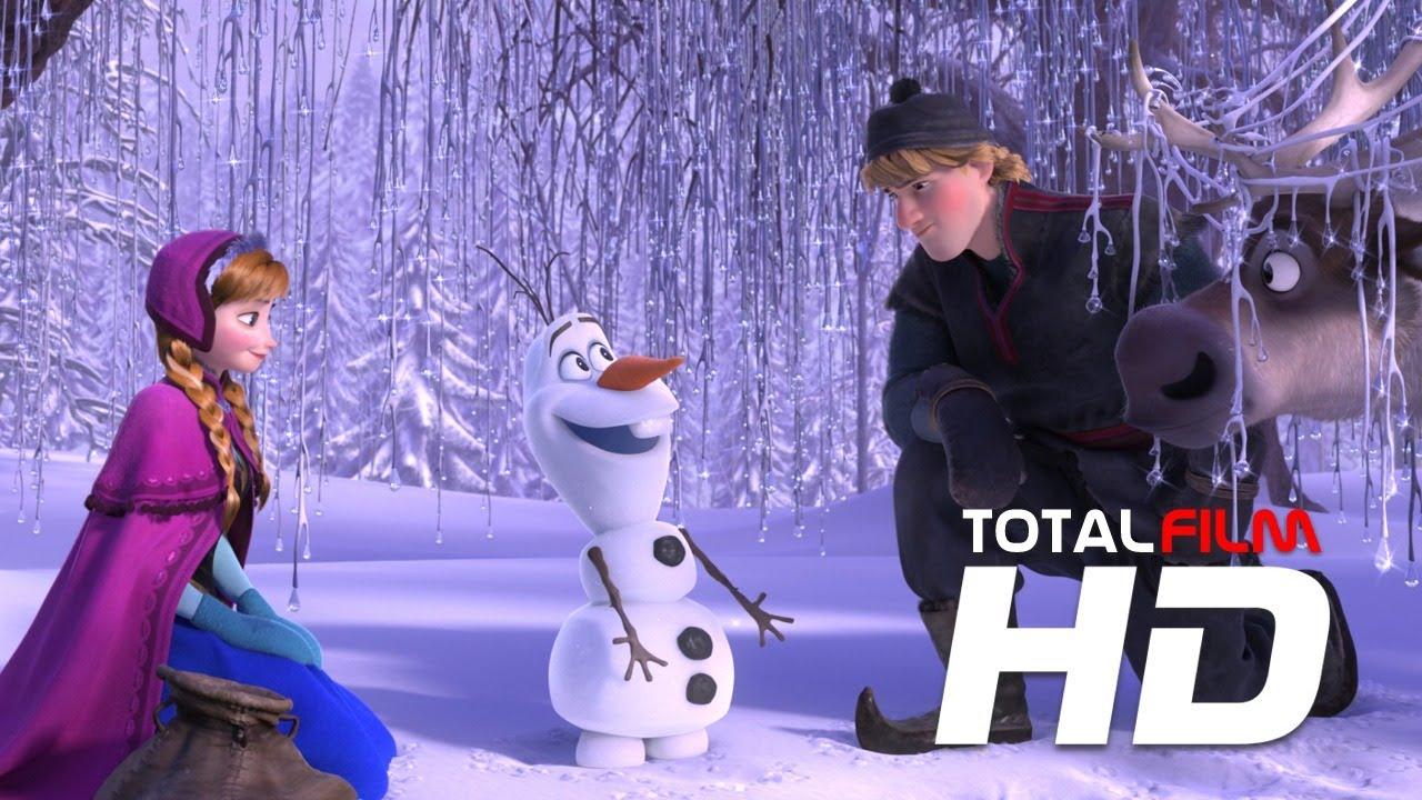Ledové království (2013) oficiální CZ HD dabing trailer