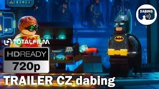 LEGO® Batman film (2017) trailer s CZ dabingem