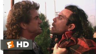 Lethal Weapon (1/10) Movie CLIP - Crazy Cop (1987) HD