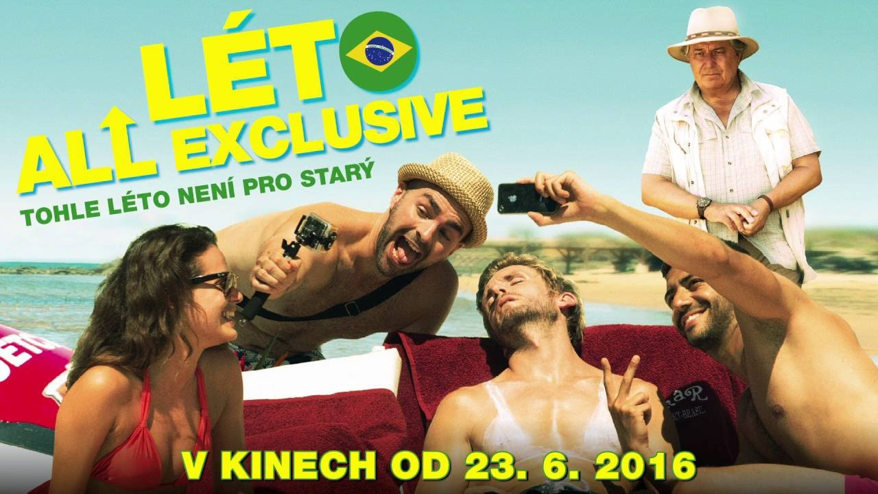 Léto All Exclusive (2015) - ukázka Lenochod a p*ro ve vzduchu