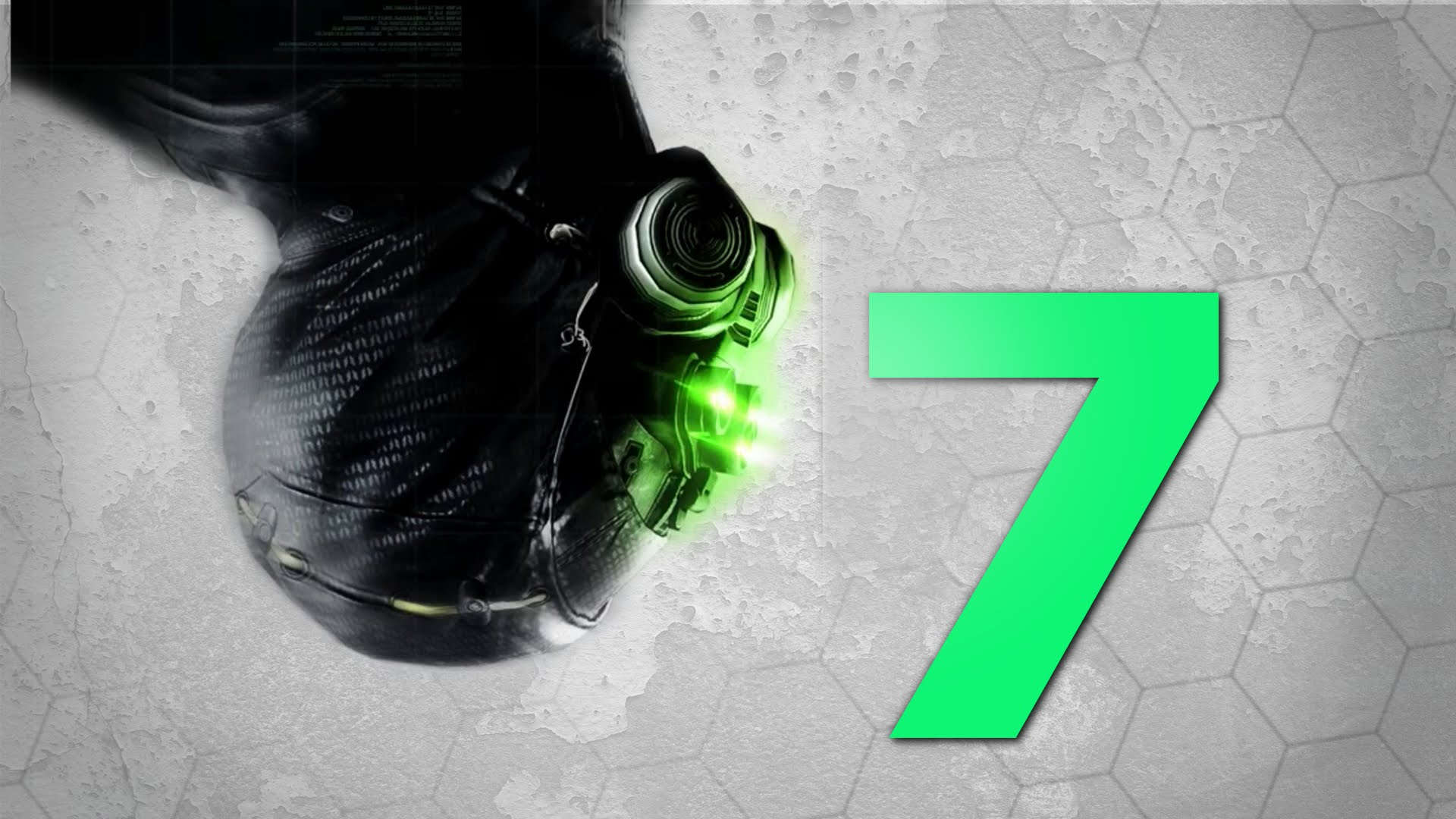 Let's Talk NEW SPLINTER CELL - 2017/2018...???