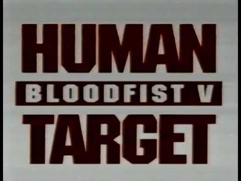 Lidský terč - VHS trailer H. C. E.