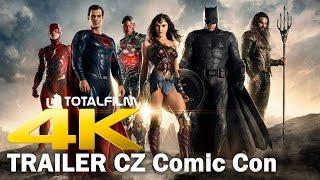 Liga spravedlnosti / Justice League (2017) CZ 4K trailer