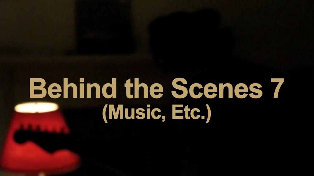 Lion Suit Dreamscape - Behind the Scenes 7 (Music, Etc.)