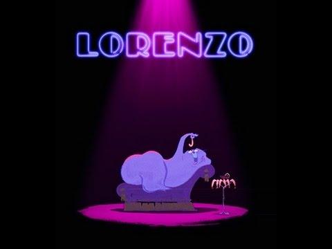 """Lorenzo""-A Walt Disney Feature Animated 4D Film Short"