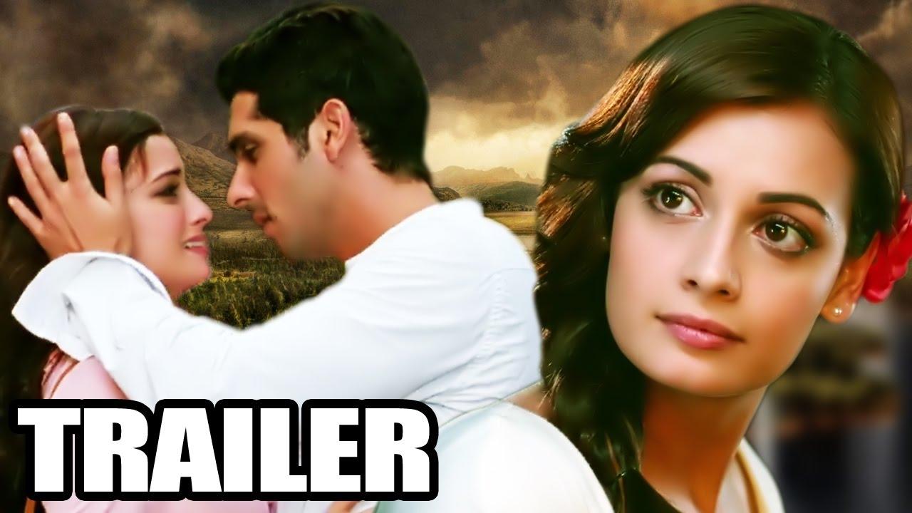 Love Breakups Zindagi   Trailer  Zayed Khan Dia Mirza Bollywood Romantic Film
