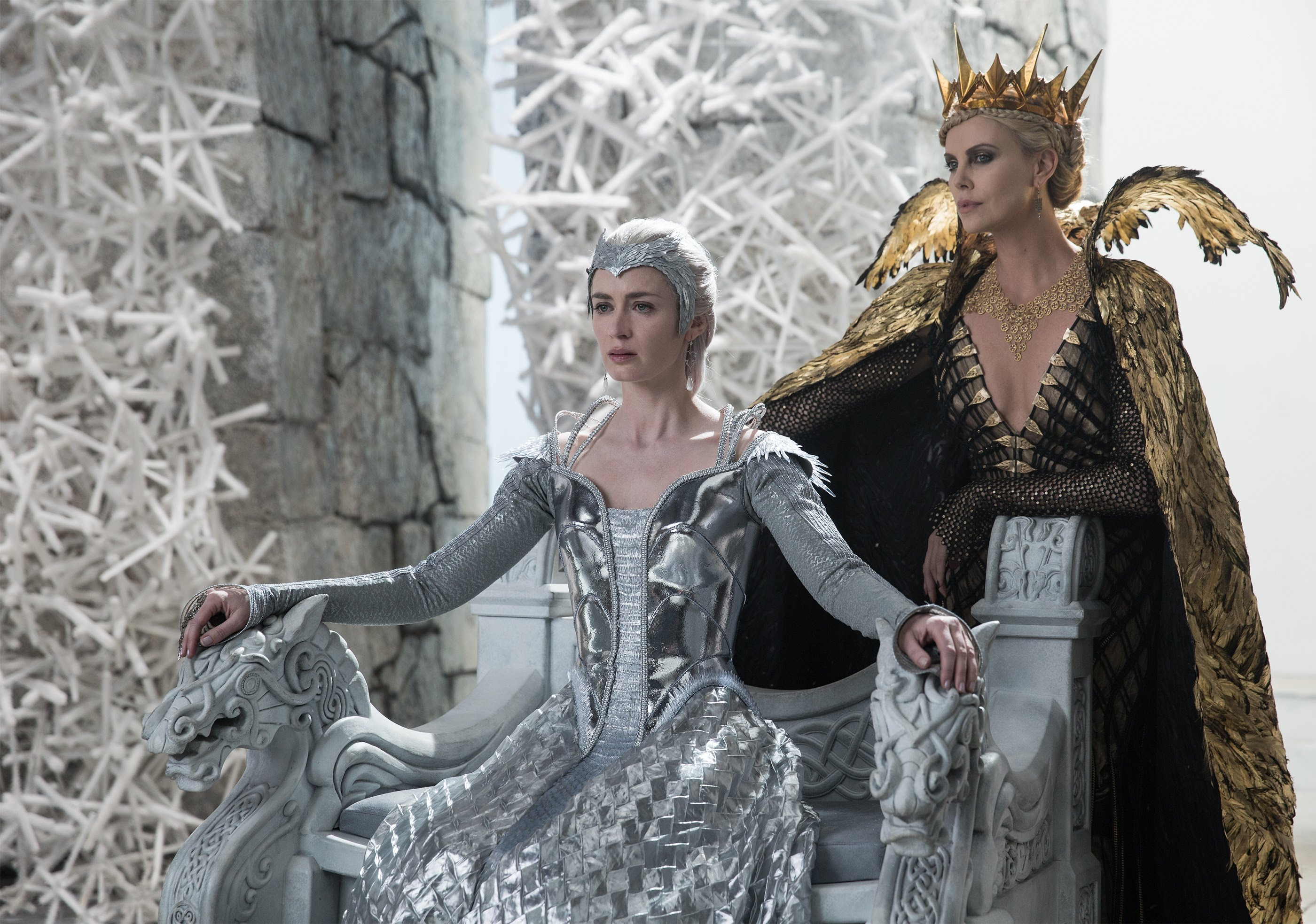 Lovec: Zimní válka (The Huntsman: Winter´s War) - oficiální český HD TV spot