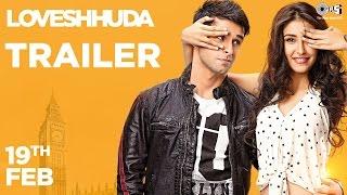 Loveshhuda Official Trailer - Girish Kumar, Navneet Dhillon   Latest Bollywood Movie   19 Feb 2016