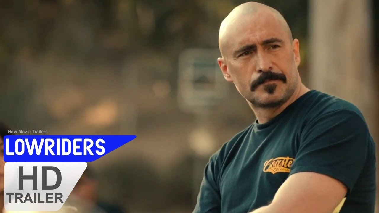 Lowriders Official Trailer #1 (2017) Demián Bichir, Eva Longoria Movie