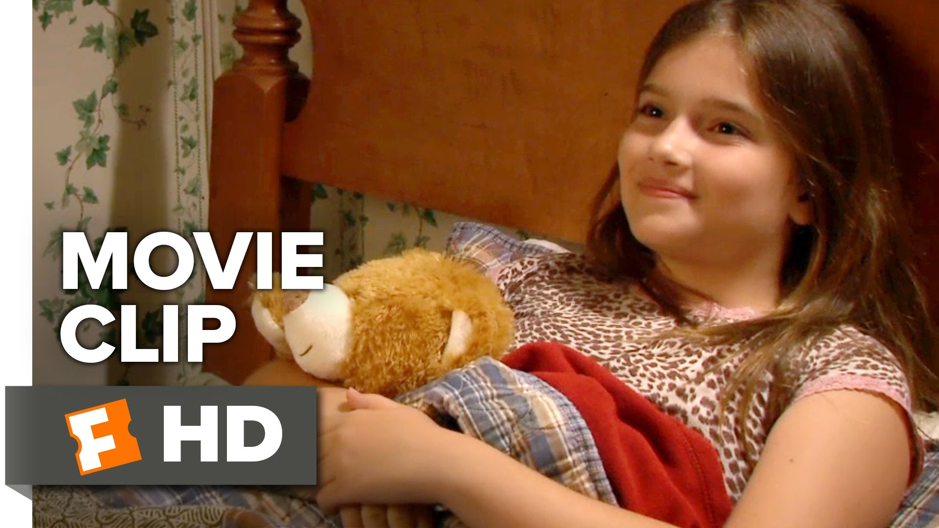 Lucky Dog Movie CLIP - Bedtime Stories (2015) - Bryce Johnson Family Comedy HD