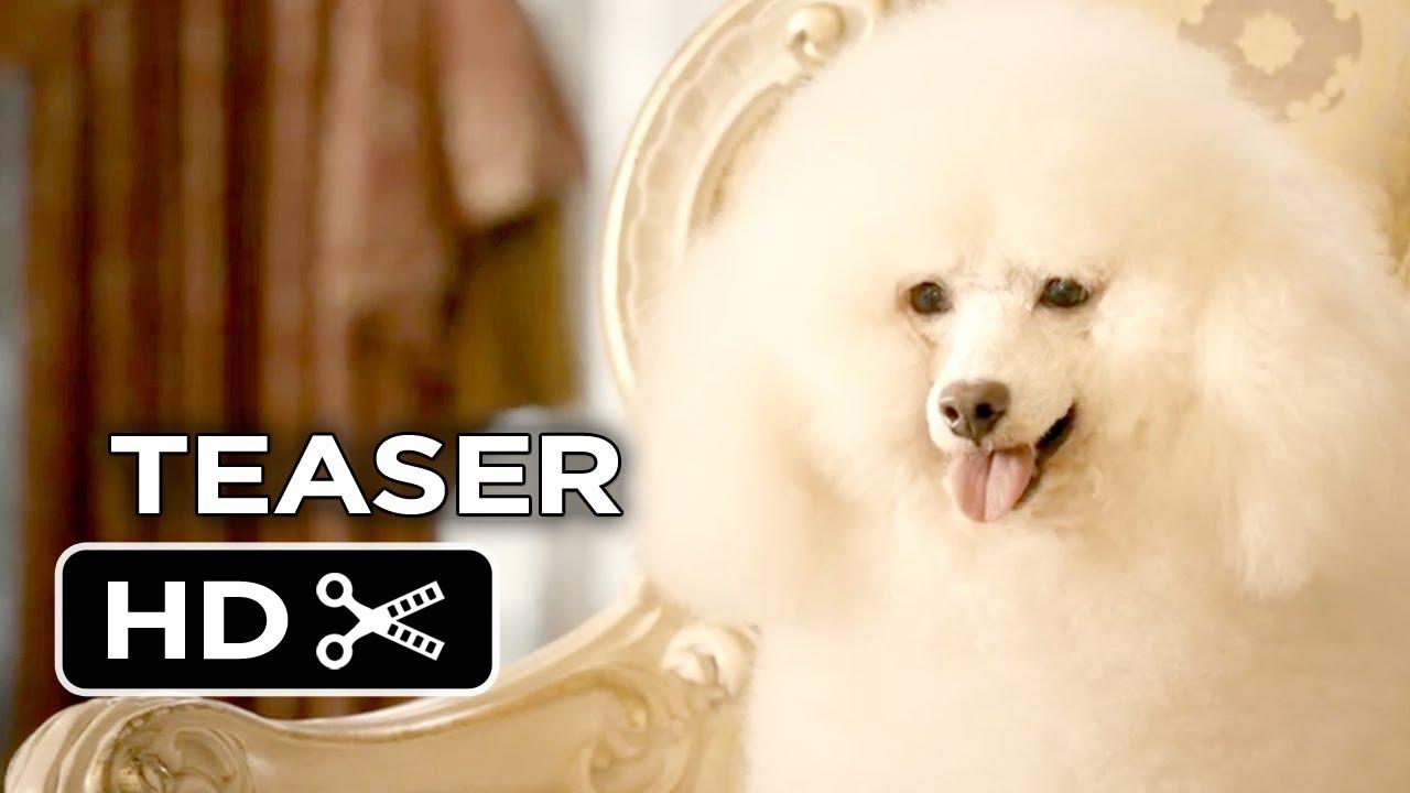 Lucky Dog Official Teaser Trailer (2014) - Dog Adventure Movie HD