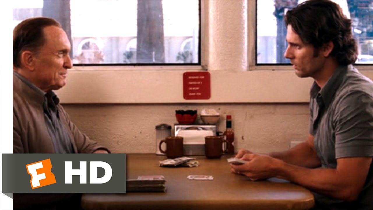 Lucky You (2007) - Father vs. Son Scene (6/10) | Movieclips