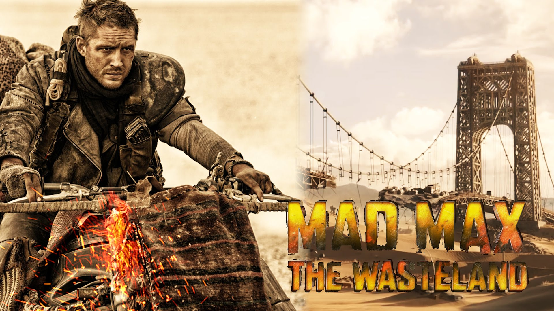 Mad Max: The Wasteland Trailer - Mad Max: Fury Road Sequel (FanMade)