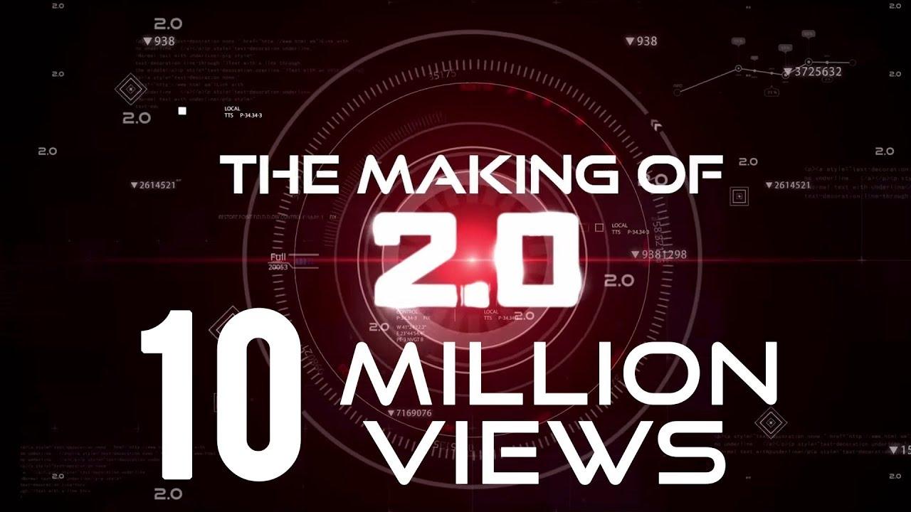 Making of 2.0 | Rajinikanth, Akshay Kumar | Shankar | A.R. Rahman | Lyca Productions