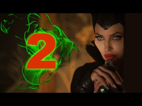 Maleficent 2 with Angelina Jolie?! - Beyond The Trailer DISNEY