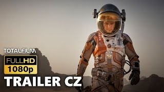 Marťan (2015) CZ HD trailer