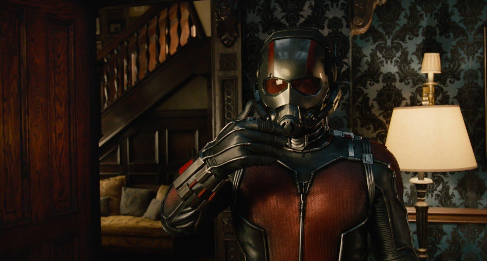 Marvel's Ant-Man - Trailer 2 | HD