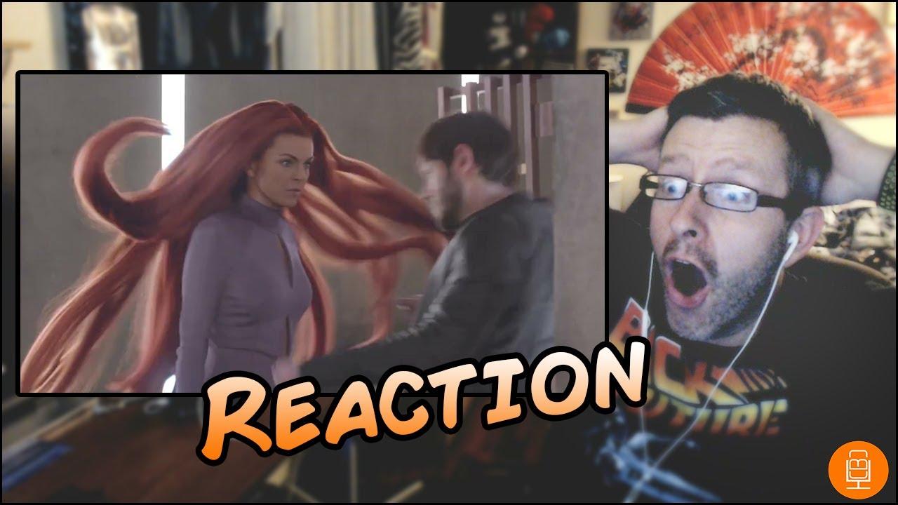 Marvel's Inhumans IMAX Trailer #2 Reaction