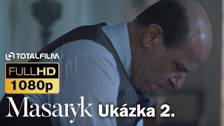 Masaryk (2016) HD ukázka - To ses musel takhle zřídit?