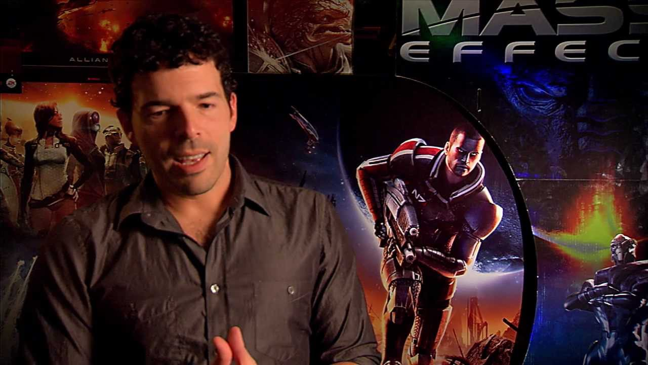 Mass Effect: Paragon Lost - Story - on Blu-ray & DVD 12.28.12