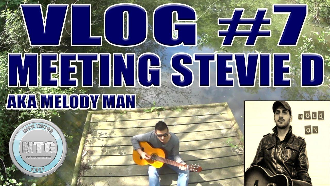 Meeting Stevie D (AKA The Melody Man) | VLOG #7