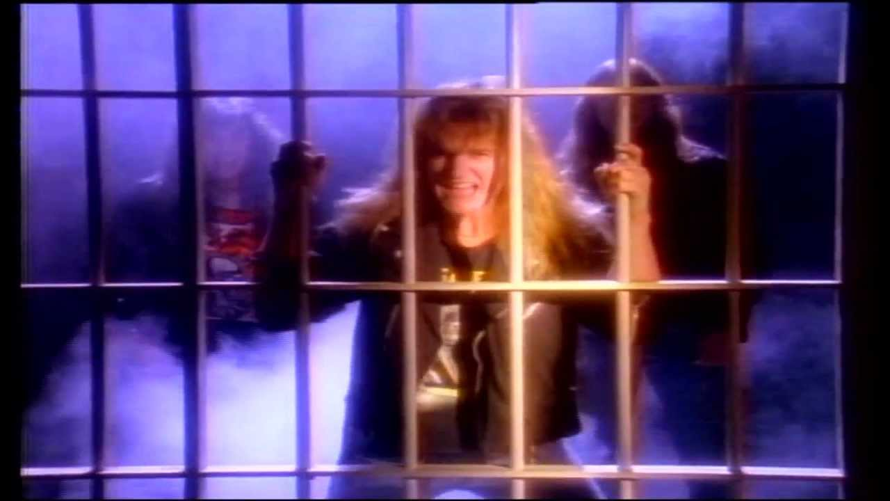 Megadeth - No More Mr Nice Guy - Official Music Video - HD