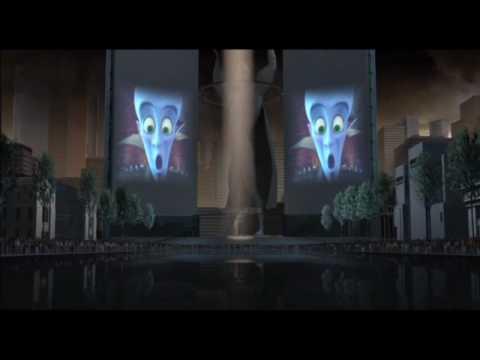 Megamysl (Megamind) - český trailer