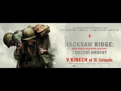 Mel Gibson hovoří o svém očekávaném velkofilmu Hacksaw Ridge: Zrození hrdiny.