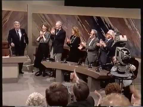 Memories of Gay Byrne's Late Late Show 1962 - 1999