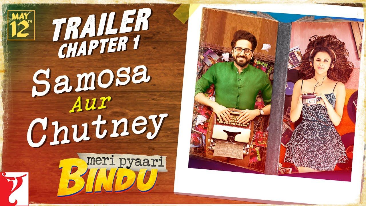 Meri Pyaari Bindu | Official Trailer - Chapter 1 | Ayushmann Khurrana | Parineeti Chopra
