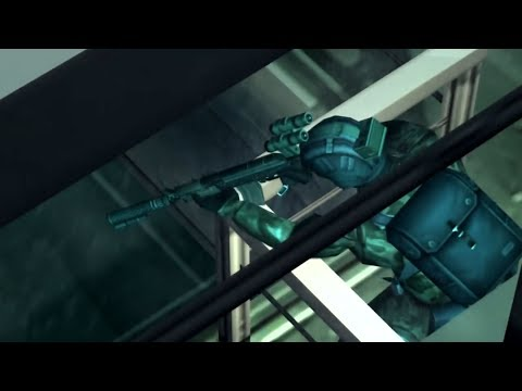 Metal Gear Solid 2 Sons of Liberty Trailer