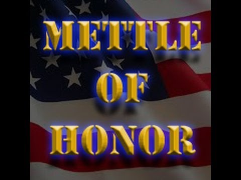 METTLE OF HONOR teaser trailer