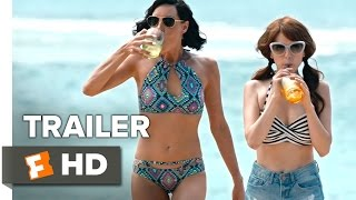 Mike and Dave Need Wedding Dates Official Trailer #1 (2016) - Zac Efron, Anna Kendrick Comedy HD