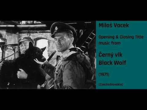 Miloš Vacek: Černý vlk - Black Wolf (1971)