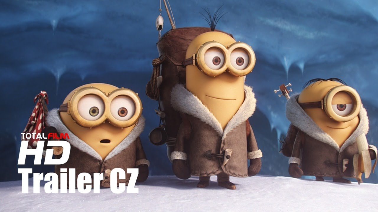 Mimoni (2015) CZ HD dabing trailer