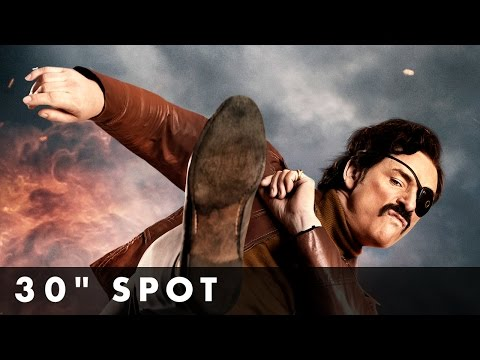 MINDHORN - Official TV Spot - In cinemas now