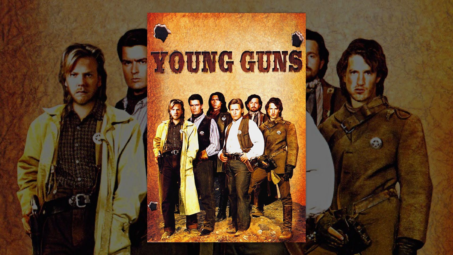 Mladé pušky | celý film | český dabing | HD