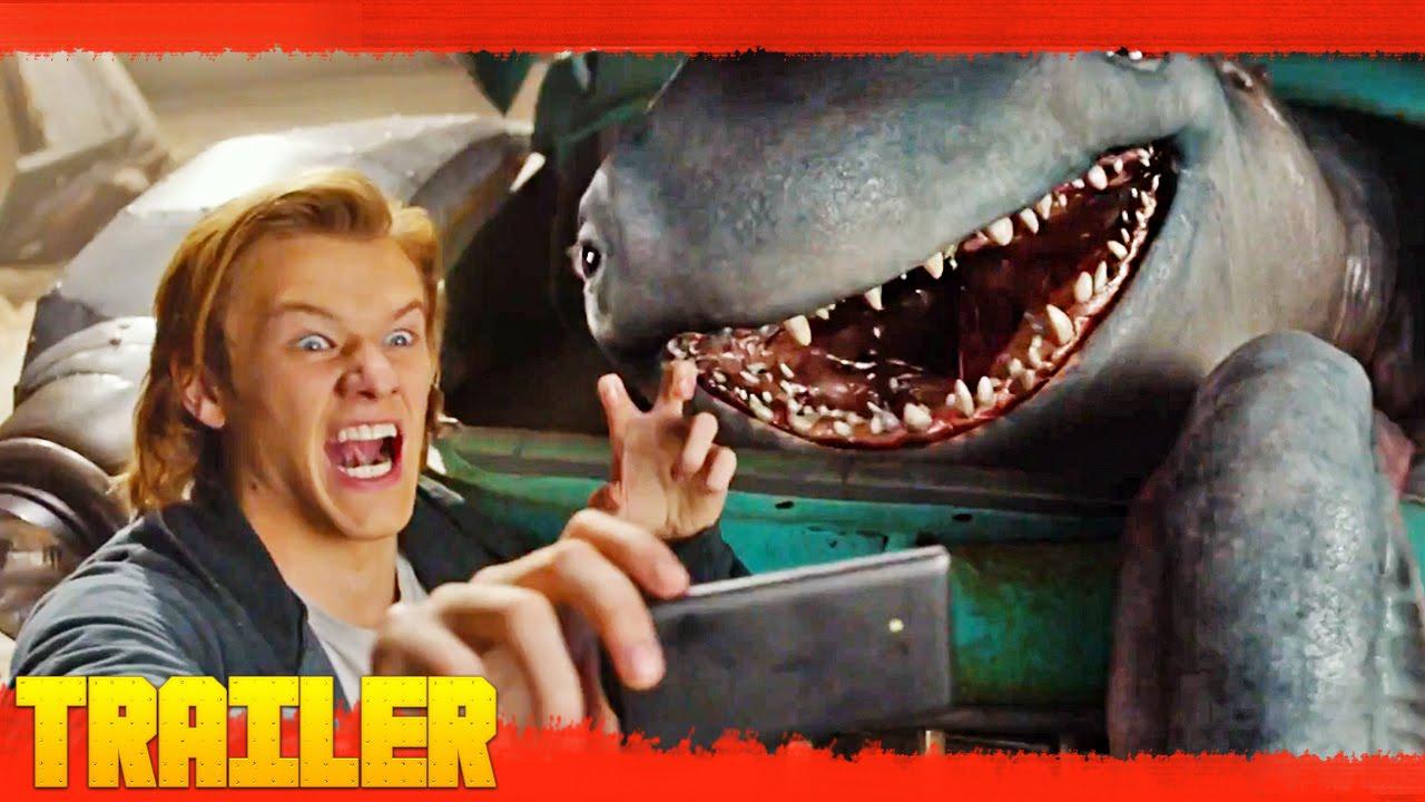 Monster Trucks (2017) Primer Tráiler Oficial Español