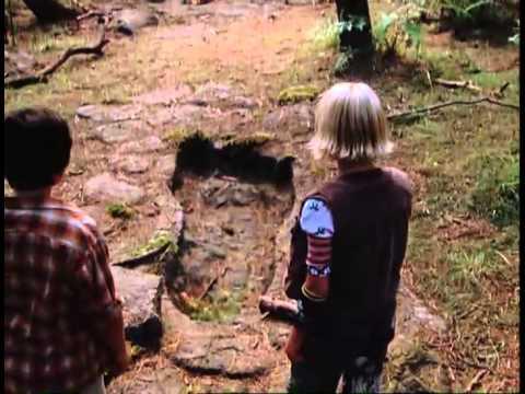 Most do země Terabithia (2007) - Trailer CZ