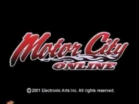 Motor City Online - Video Game Trailer (PC Windows) 2001