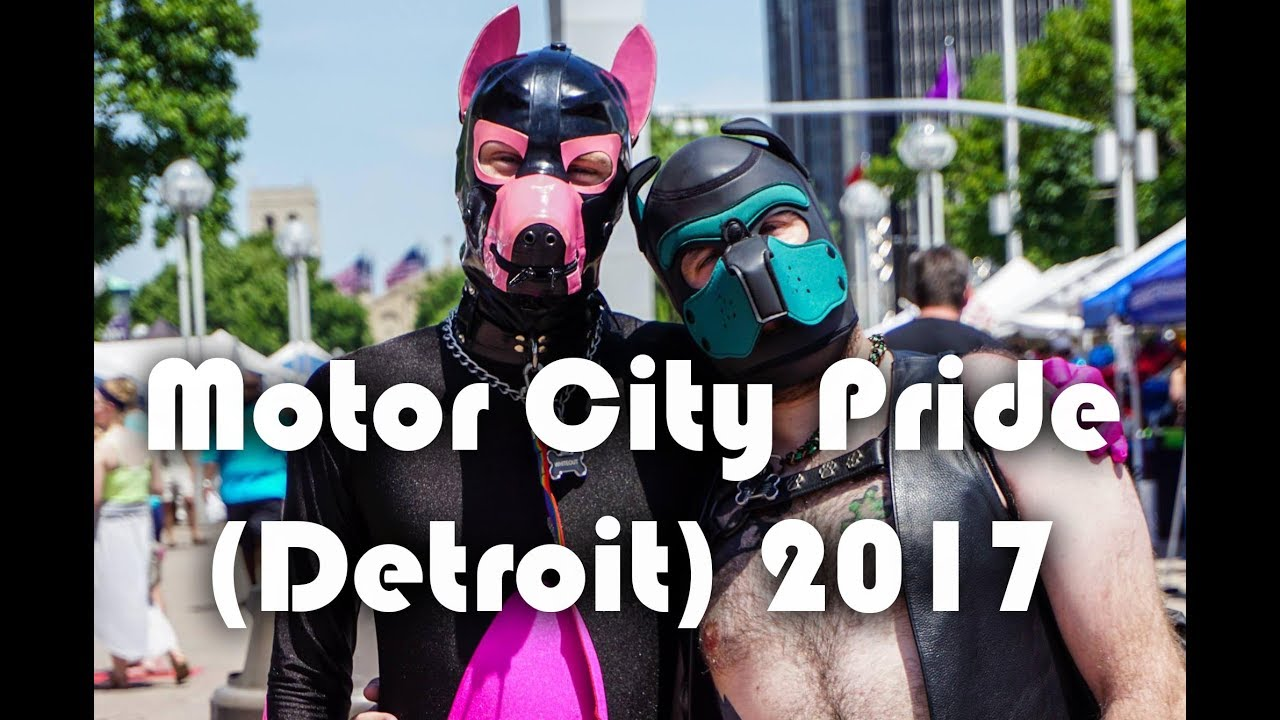 Motor City Pride (Detroit) 2017