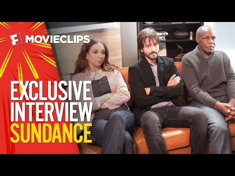 'Mr. Pig' Sundance Cast Interview (2016) Variety
