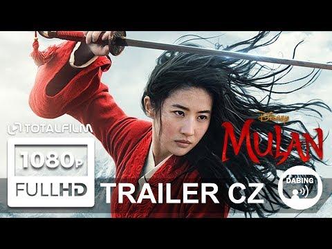 Mulan (2020) CZ dabing HD trailer