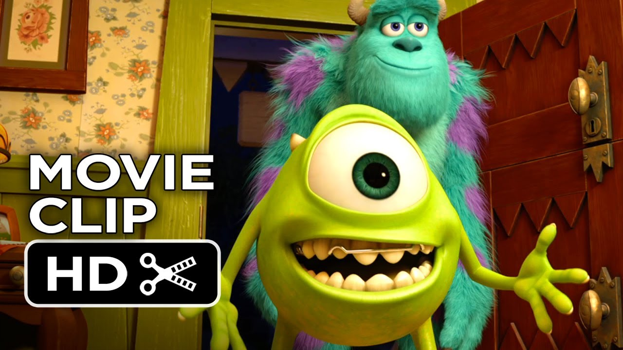 Muppets Most Wanted Pixar Short - Party Central (2014) - Monsters University Short HD