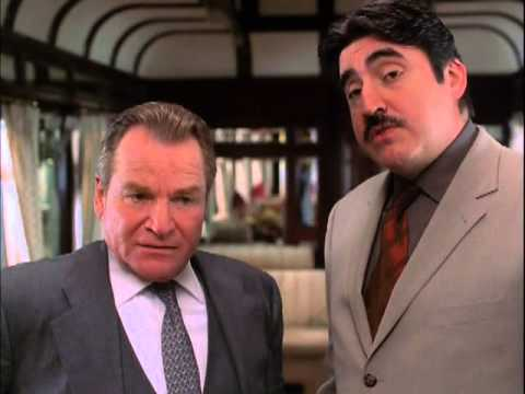 Murder On The Orient Express   2001 TV Version