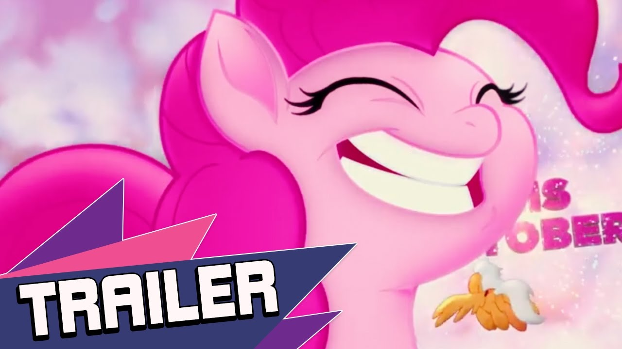 My little Pony The Movie [2017] Teaser Trailer!